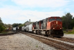 CN 5659 leads an eastbound